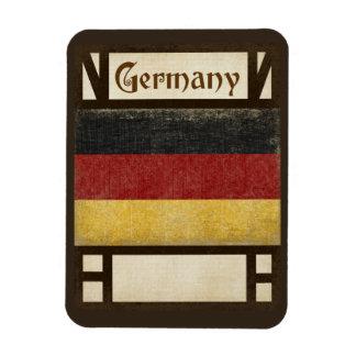 Imán del recuerdo de Alemania