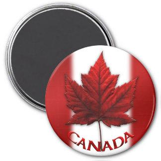 Imán del recuerdo de Canadá del imán del