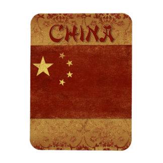 Imán del recuerdo de China