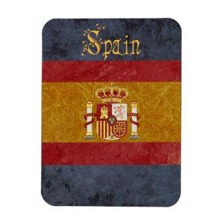 Imán del recuerdo de España