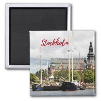 Imán del recuerdo de Estocolmo