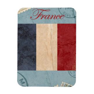 Imán del recuerdo de Francia