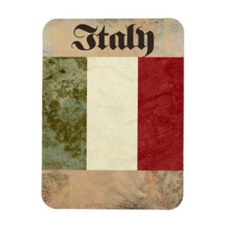 Imán del recuerdo de Italia