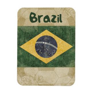 Imán del recuerdo del Brasil