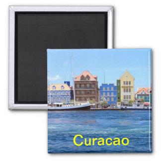 Imán del refrigerador de Curaçao
