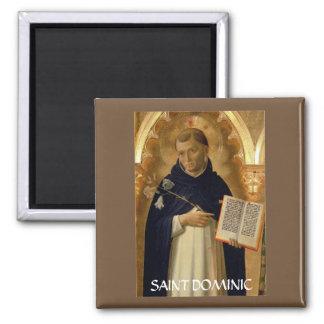 Imán del refrigerador de Dominic del santo