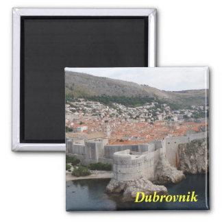 Imán del refrigerador de Dubrovnik