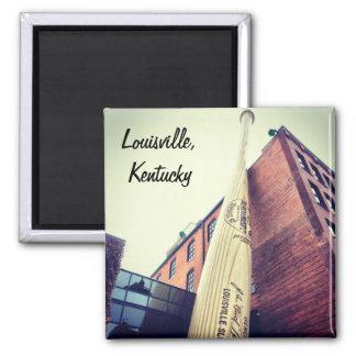 Imán del refrigerador de Louisville Kentucky