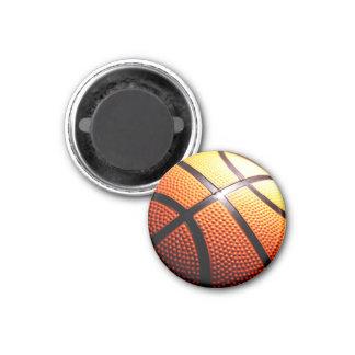 Imán del refrigerador del baloncesto