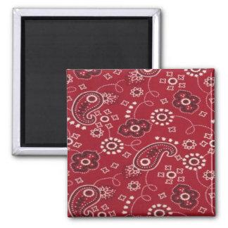 Imán del refrigerador del diseño del pañuelo de Pa