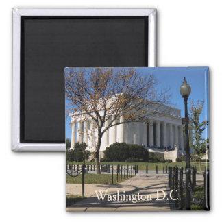 Imán del refrigerador del Washington DC