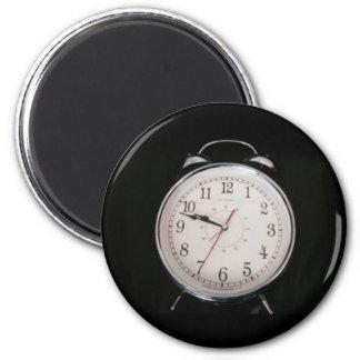 Imán del reloj (gestión de tiempo)