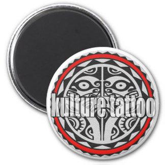 Imán del tatuaje de Kulture