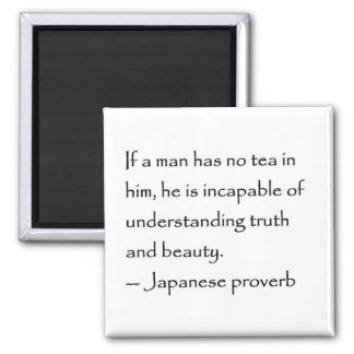 Imán del té