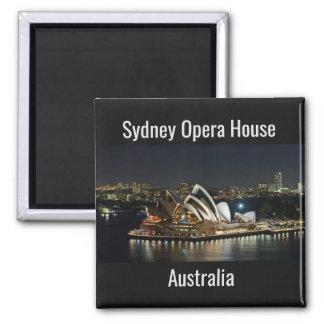 Imán del teatro de la ópera de Sydney