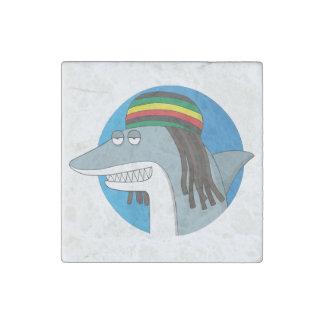 Imán del tiburón del reggae