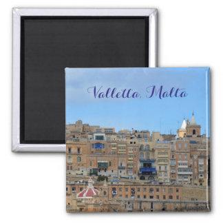 Imán del viaje de La Valeta, Malta