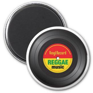 Imán del vinilo 45 del reggae