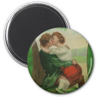 Imán Día romántico de Irlanda St Patrick irlandés del