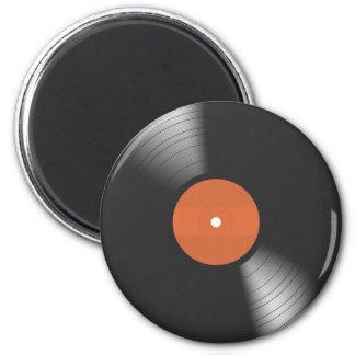 Imán Disco de vinilo