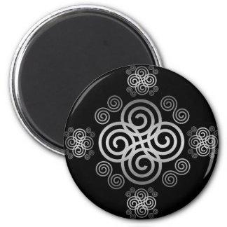 Imán Diseño céltico decorativo