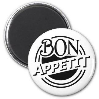 Imán Diseño de Appetit del Bon