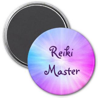 Imán Diseño ligero púrpura del amo de Reiki