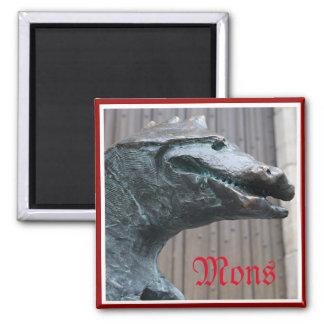 Imán Dragón de Legendry de Mons