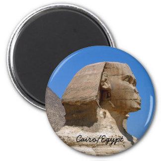 Imán Egipto, esfinge, El Cairo antiguo II (imán)