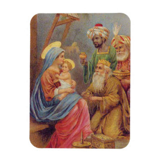 Iman Ejemplo de Jesús de la natividad del vintage del