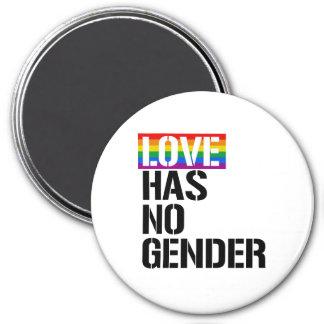 Imán El amor no tiene ningún género - - las derechas de
