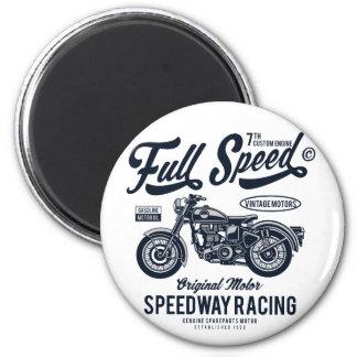 Imán El competir con del carretera de la velocidad