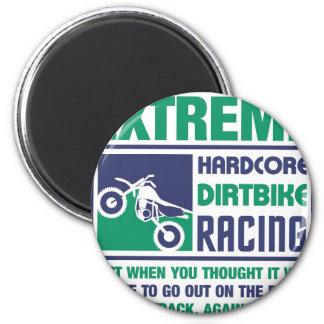 Imán El competir con incondicional extremo de Dirtbike