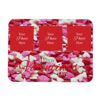 Iman El día de San Valentín feliz