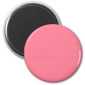 Imán El espacio en blanco rosado ROJO texturiza los