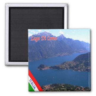 Imán ÉL - Italia - lago Como - panorama