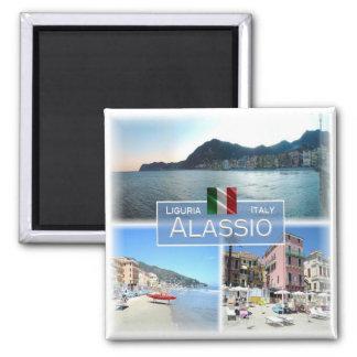 Imán ÉL Italia # Liguria - Alassio -