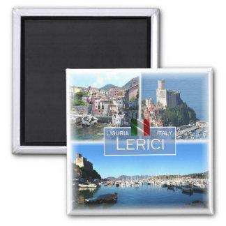Imán ÉL Italia # Liguria - Lerici -