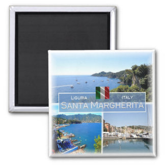 Imán ÉL Italia # Liguria - ligure de Santa Margherita -