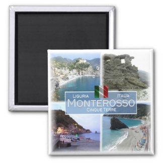 Imán ÉL Italia # Liguria - Monterosso -