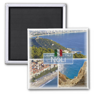 Imán ÉL Italia # Liguria -   Noli -