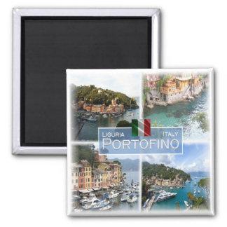 Imán ÉL Italia # Liguria - Portofino -