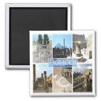 Imán ÉL * Italia - Pompeya