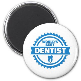 Imán El mejor dentista del mundo
