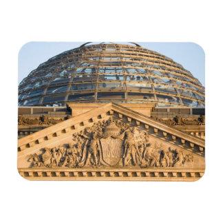 Iman El Parlamento alemán Berlín