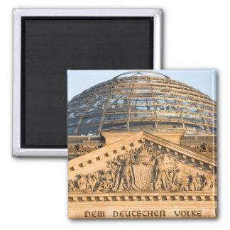 Imán El Parlamento alemán Berlín