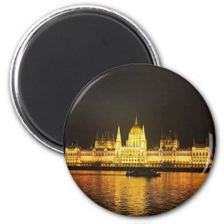 Imán El Parlement que construye Budapest