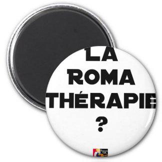 Imán ¿EL ROMA TERAPIA? - Juegos de palabras - Francois