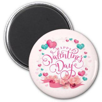 Imán elegante del el día de San Valentín el | de