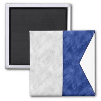 Imán Elija a partir de 26 banderas marítimas náuticas